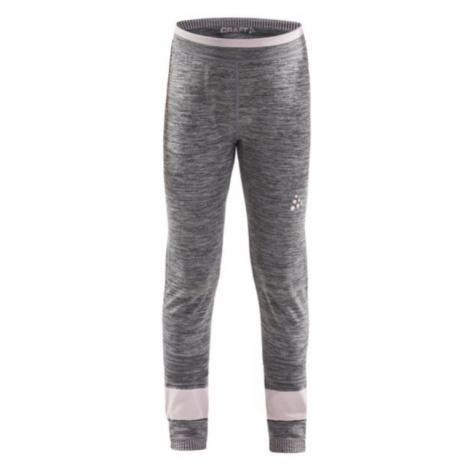 Thermounterwäsche CRAFT Sicherungsstrick Comfort 1906634-B975704 grey mit rosa