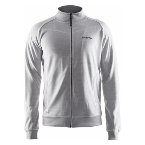 Sweatshirt CRAFT In-The-Zone 1902636-3950 - grey