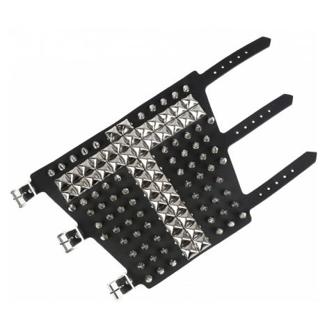 Armband 11 ROW PYRAMID AND WITH 1 ROW SPIKE - WB361
