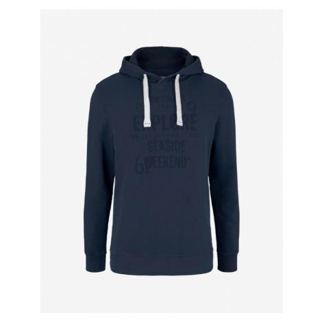 Tom Tailor Sweatshirt Blau