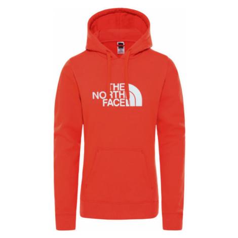 The North Face W DREW PEAK PULLOVER HOODIE - Damen Hoodie