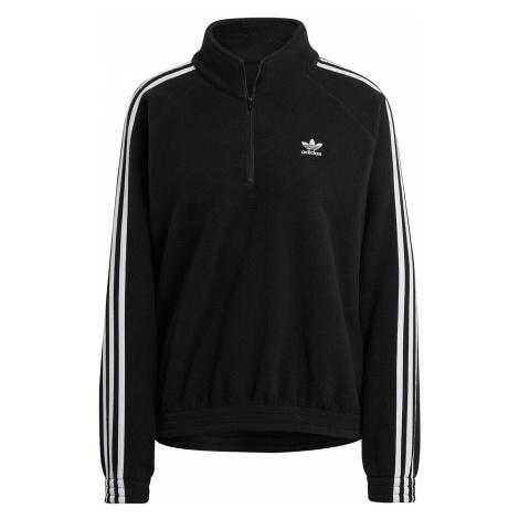 Adidas Originals Half-Zipper Damen FLEECE HZ GN2864 Schwarz