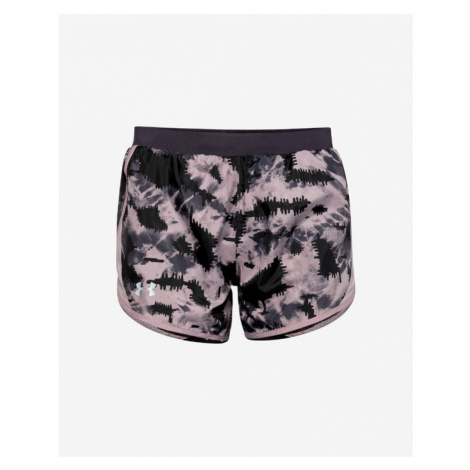 Under Armour Fly-By 2.0 Shorts Rosa Lila