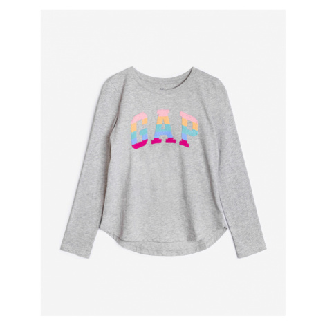 GAP Kinder  T‑Shirt Grau
