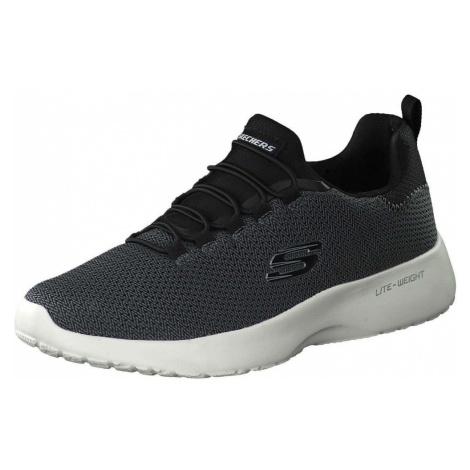 Skechers Dynamight Sneaker Herren schwarz