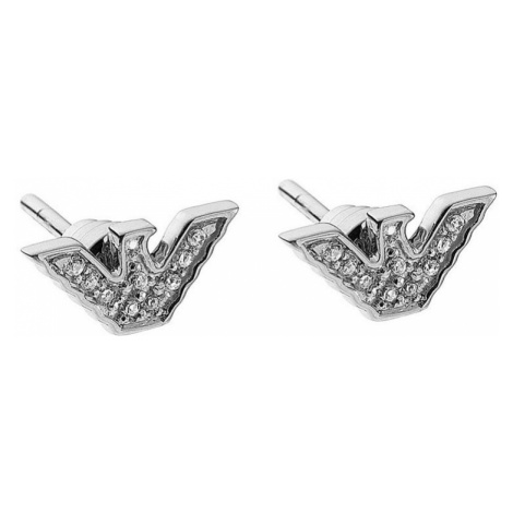 Emporio Armani EG3027 Silber Damen Ohrringe