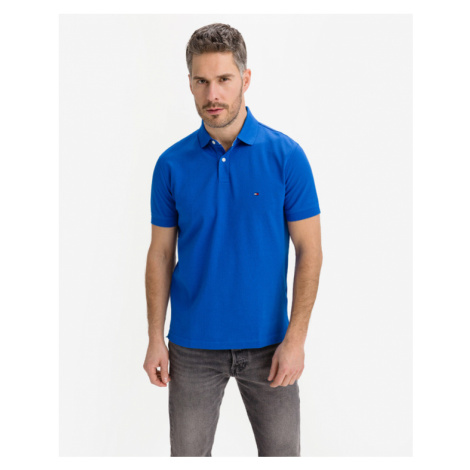 Tommy Hilfiger Core 1985 Polo T-Shirt Blau
