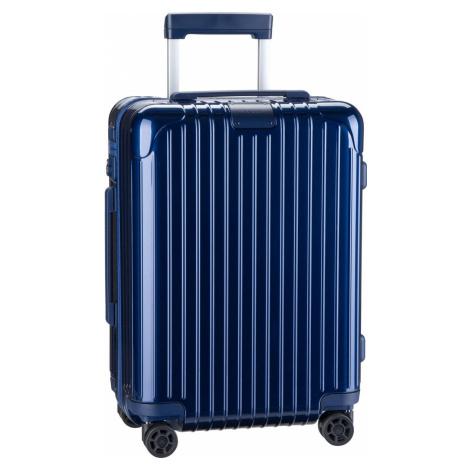 Rimowa Trolley + Koffer Essential Cabin Blue Gloss (36 Liter)