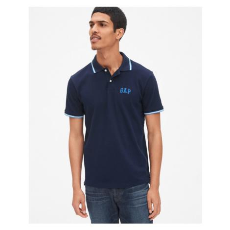 GAP Poloshirt Blau