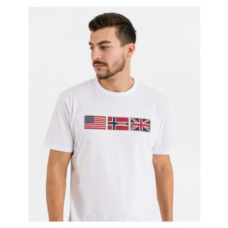 Napapijri Shiri T-Shirt Weiß