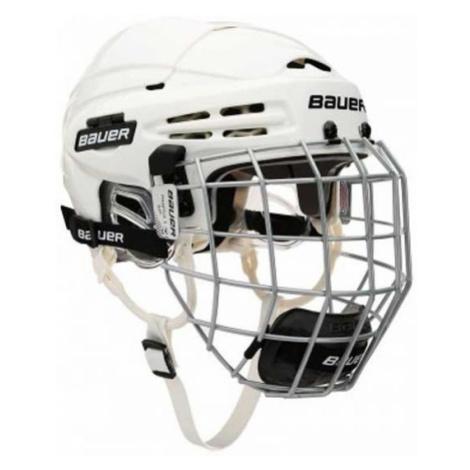 Weiβe hockeyhelme