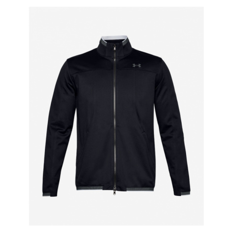 Under Armour RECOVER™ Knit Track Jacket Schwarz
