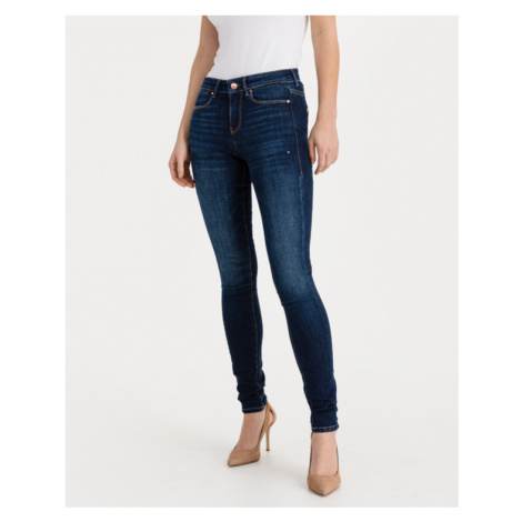 Guess Ultimate Push Up Jeans Blau