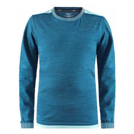 T-Shirt CRAFT Sicherungsstrick Comfort 1906633-677200 - blue
