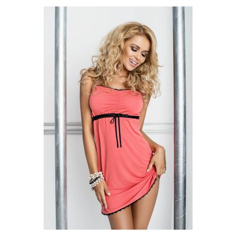 Luxuriöse Nachthemden für Damen Viki coral DKaren