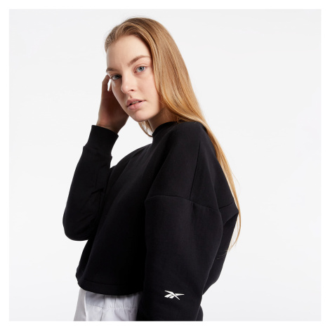 Reebok Dreamblend Cotton Sweatshirt Black