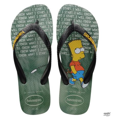 Strandschuhe Unisex The Simpsons - SIMPSONS - HAVAIANAS - H4137889-3498P 43/44