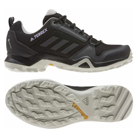 Adidas Terrex AX3 GTX Women Multifunktionsschuh core black/dgsogr/metgry,schwarz Damen