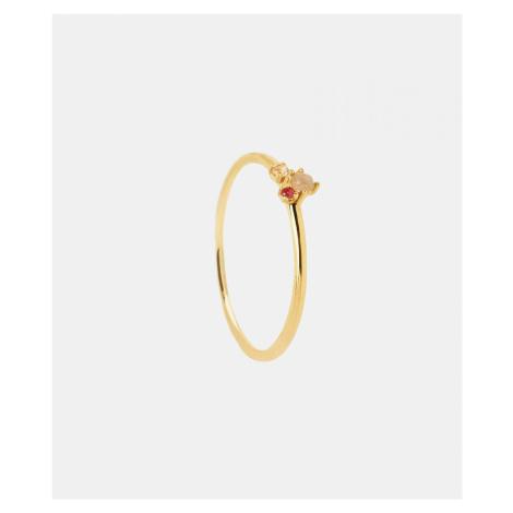 PD Paola Rosé Blush Ring Gold