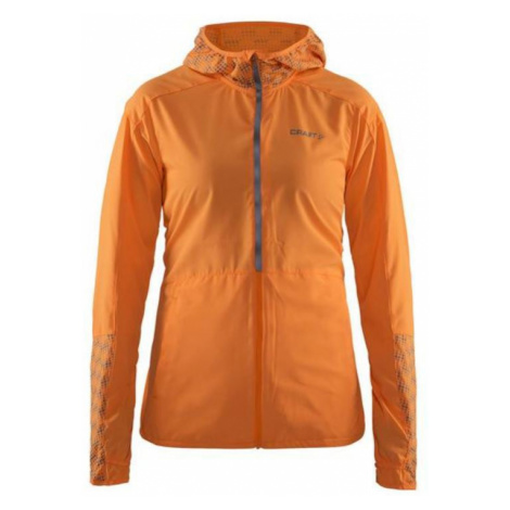 Jacke CRAFT Brilliant 2.0 Hood 1905417-563000 - Orange
