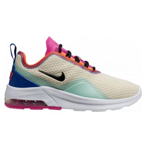 Nike AIR MAX MOTION 2 beige - Damen Sneaker