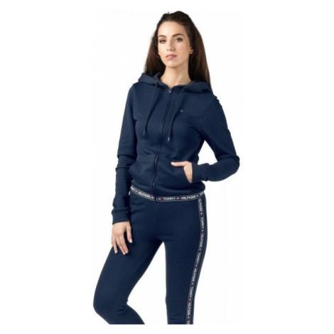 Tommy Hilfiger HOODY HWK dunkelblau - Damen Sweatshirt