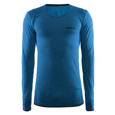 T-Shirt CRAFT Active Comfort LS 1903716-B661 - blue