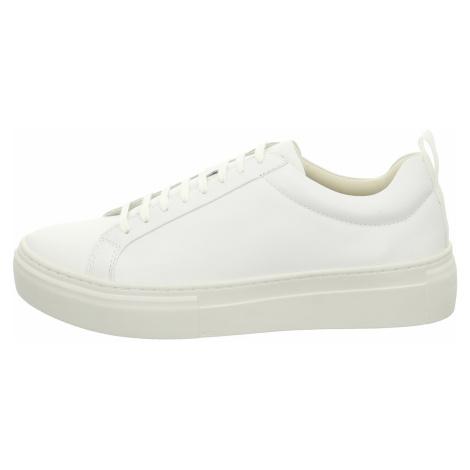 Damen Vagabond Sneaker weiss Zoe Plattform white