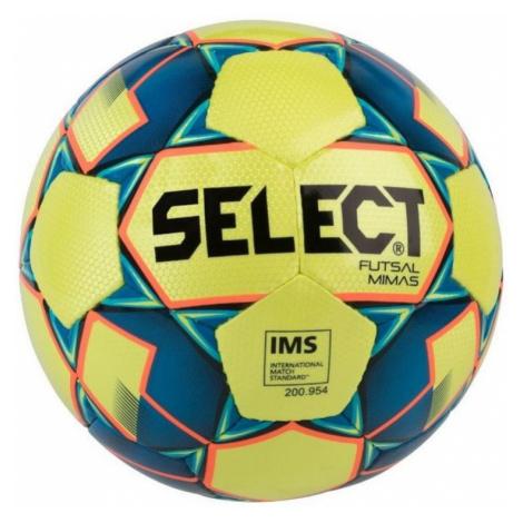 Futsal- Ball Select FB Futsal Mimas Gelb blue Grösse. 4