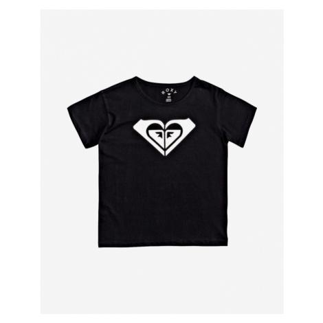 Roxy Day and Night A Kinder  T‑Shirt Schwarz