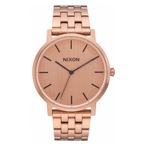 Nixon A1057 897 Porter All Rose Armbanduhr