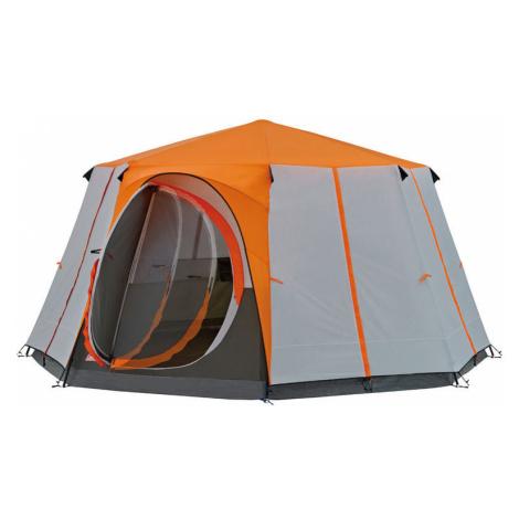 Zelt Coleman Cortes Octagon 8 Orange