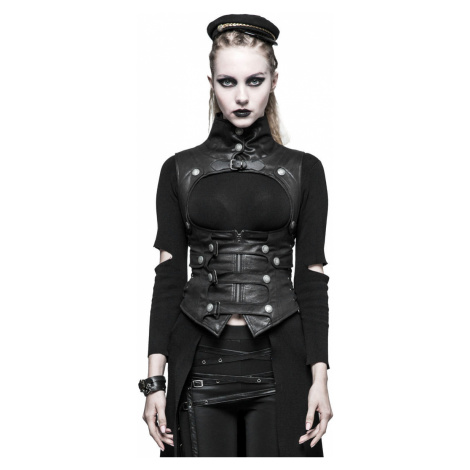 Damen Korsett PUNK RAVE - Inquisitor - Y-775 BK XXL