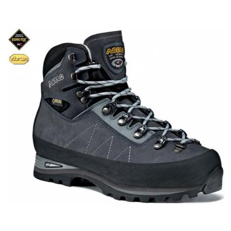 Schuhe Asolo Lagazuoi GV navy blau / wolke grey/A671
