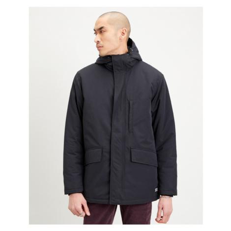 Schwarze jacken, parkas und trenchcoats für herren