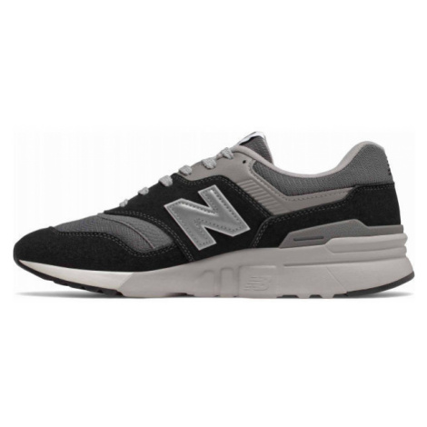 New Balance CM997HBK schwarz - Herren Sneaker