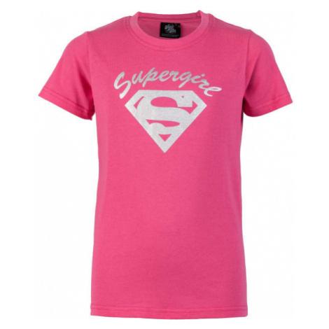 Warner Bros D_WB_TG_SPRG rosa - Mädchen T-Shirt