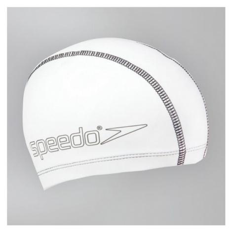 Speedo Junior Pace Cap, Weiß