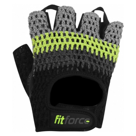 Fitforce KRYPTO grau - Fitness Handschuhe