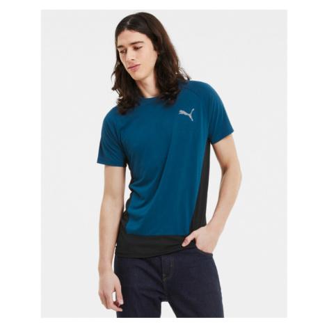 Puma Evostripe T-Shirt Blau