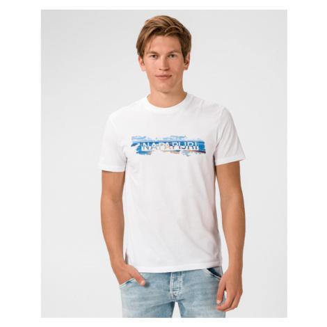 Napapijri Sobar T-Shirt Weiß