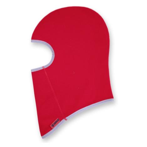 Fleece Balaclava Kama D16 104 red