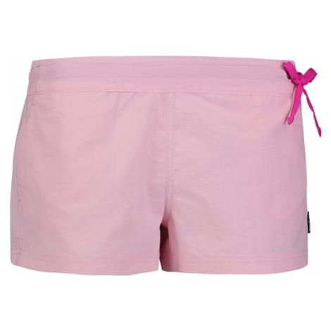 Damen Strand Shorts NORDBLANC Betäuben NBSPL6762_RUT