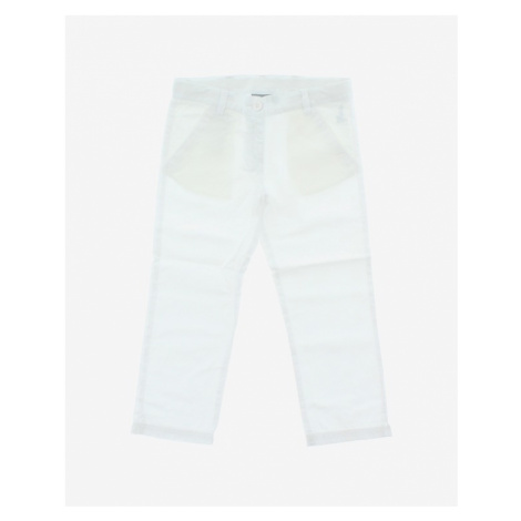 Geox 3/4 Kinder Hose Weiß