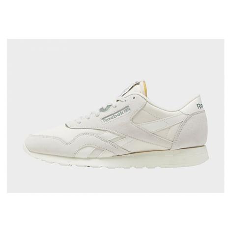 Reebok classic nylon shoes - Morning Fog / Harmony Green / Chalk - Damen, Morning Fog / Harmony