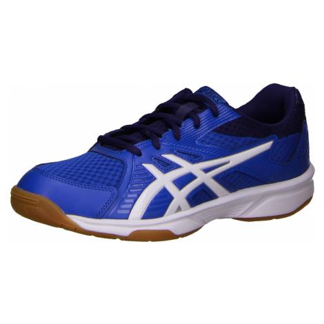 Unisex Asics Sneaker blau UPCOURT 3