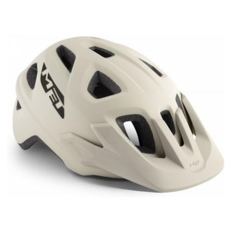 Met ECHO weiß - Fahrrad Helm