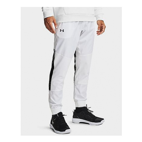 Under Armour RECOVER Legacy Hose - White - Herren, White