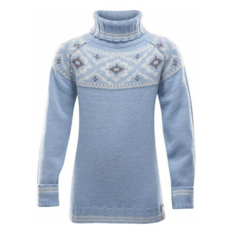 Kinder Pulli Devold One Round GO 411 370 A 232A