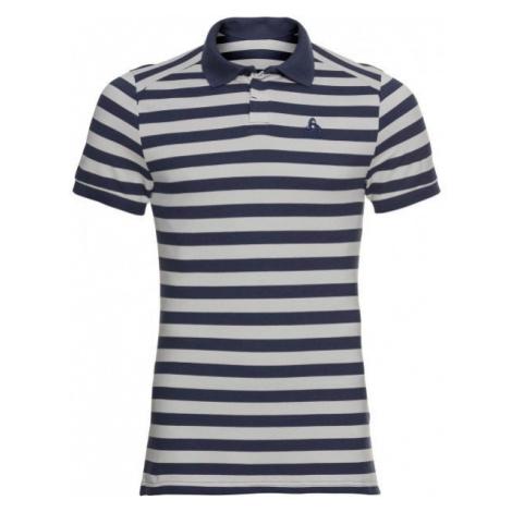 Odlo MEN'S T-SHIRT POLO S/S CONCORD grau - Herrenshirt